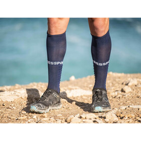 Compressport Skarpetki do biegania, blue